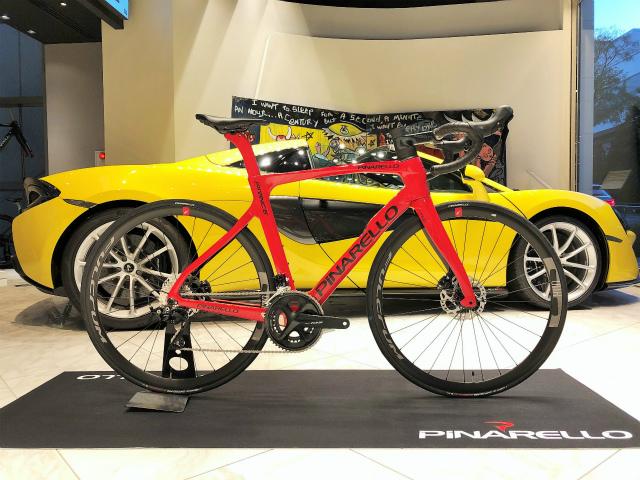 【ピナレロ試乗会】21年モデルのプリンス試乗可能できます 【ロードバイク】